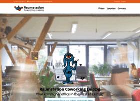 raumstation-coworking.de