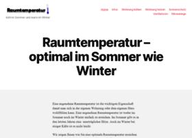 raumtemperatur-info.de