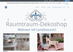 raumtraum-dekoshop.de