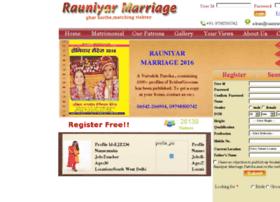 rauniyarmarriage.com