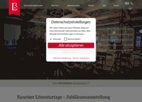 rauriser-literaturtage.at