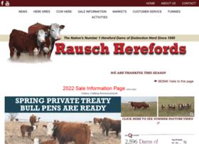 rauschherefords.com