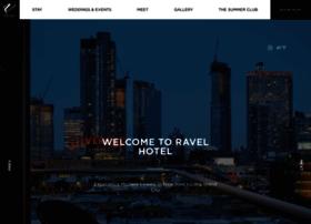 ravelhotel.com