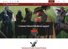 ravenswoodleather.com