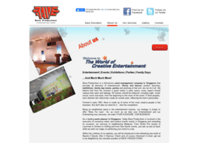 raveproductions.com.sg
