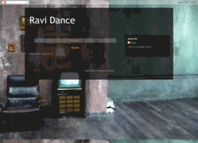 ravidance.blogspot.in