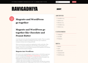 ravigadhiya.wordpress.com