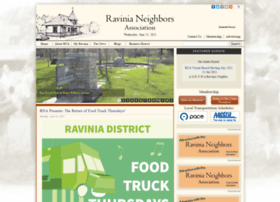 ravinianeighbors.org