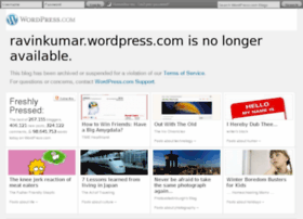 ravinkumar.wordpress.com