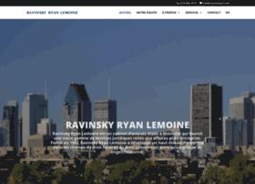 ravinskyryan.com