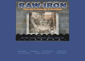 raw-iron.com