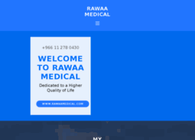 rawaamedical.com