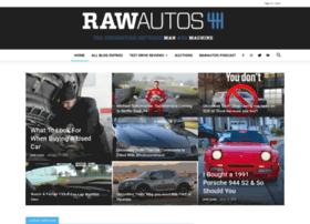 rawautos.com
