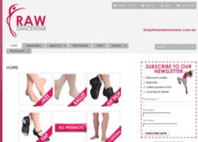 rawdancewear.com.au