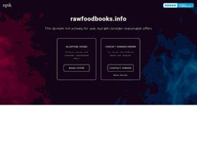 rawfoodbooks.info