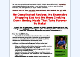 rawfoodfortherealworld.com