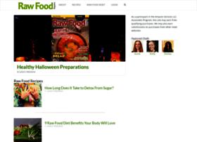 rawfoodmagazine.com