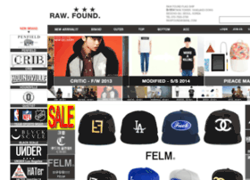 rawfound.com