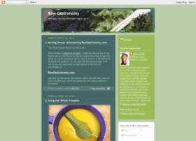 rawgastronomy.blogspot.com