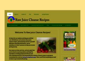 rawjuicecleanserecipes.com