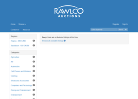 rawlcoradioauction.com