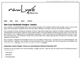 rawluxejewelry.com