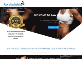 rawmusclegain.com