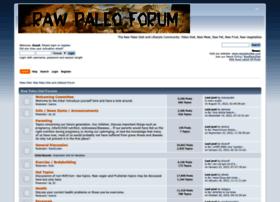 rawpaleodietforum.com