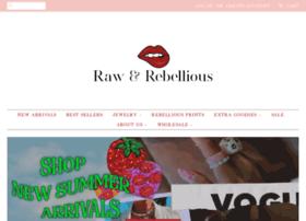 rawrebellious.com
