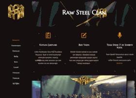 rawsteel.net