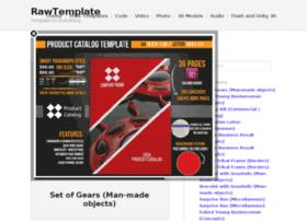 rawtemplate.com
