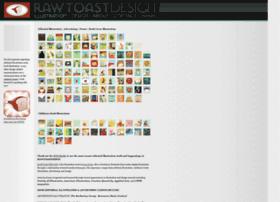 rawtoastdesign.com