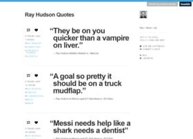 ray-hudson-quotes.tumblr.com