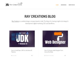 raycreationsindia.com