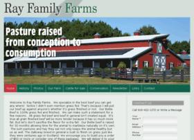 rayfamilyfarms.com