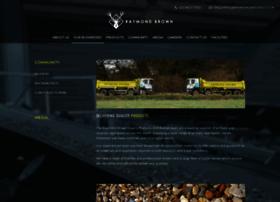 raymondbrownmineralsandrecycling.co.uk