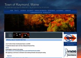 raymondmaine.org
