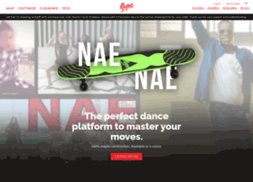 raynelongboards.com