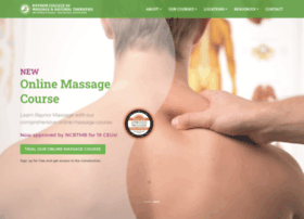 raynormassage.com