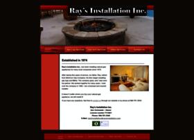 raysinstallation.com