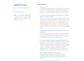 rayterrill.com