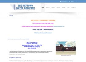 raytownwater.net