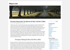 rayur.com