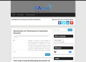 rayvataccountingservices.blogspot.in