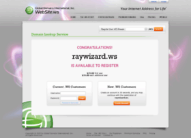 raywizard.ws