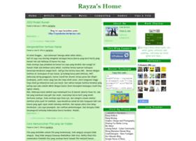 rayzahome.blogspot.com