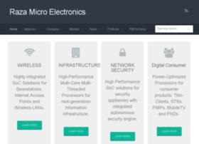razamicroelectronics.com