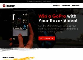 razor.com