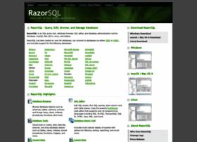 razorsql.com