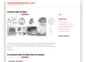razzledazzlepickle.com